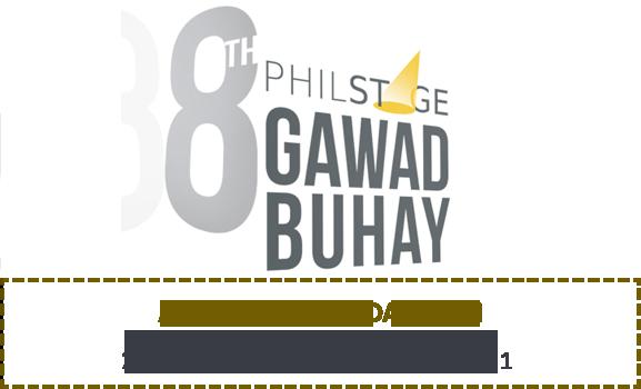 Philstage Gawad Buhay 2016