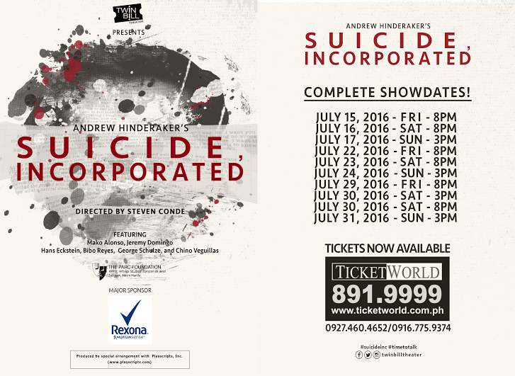 Suicide Incorporated