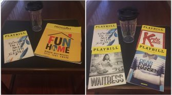 Playbills featured