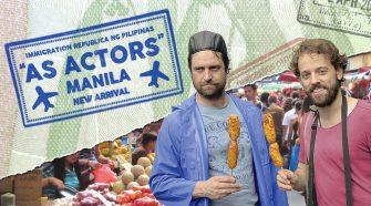 As Actors- Manila