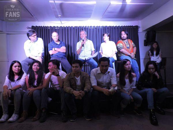Tanghalang Pilipino's Season Launch