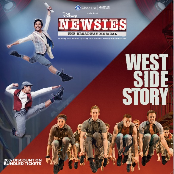 Newsies and West Side Story