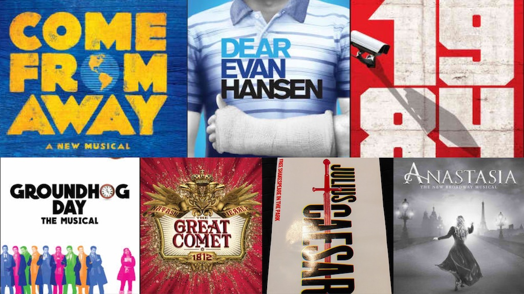 Playbill Giveaway