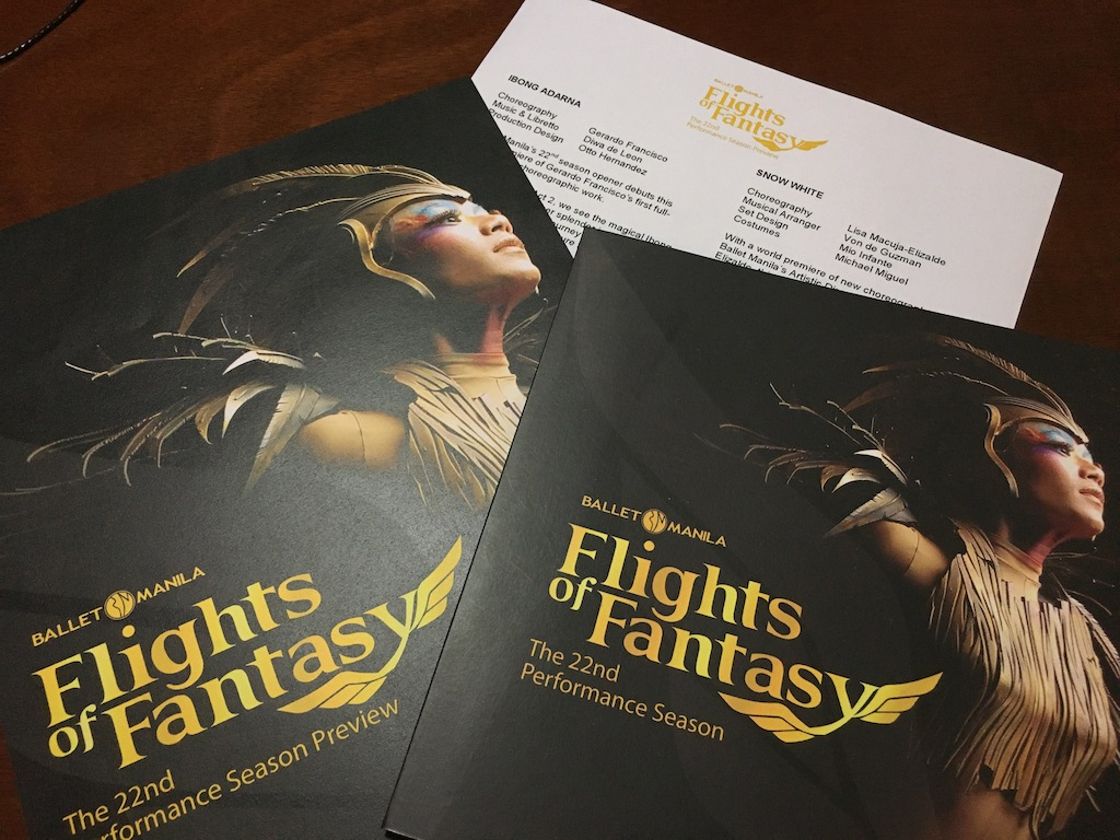 Ballet Manila Flights of Fantasy