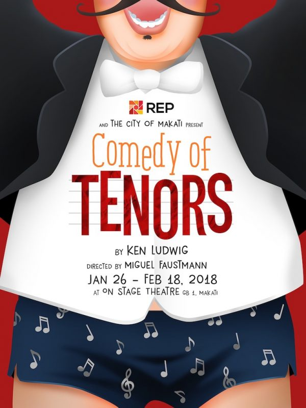 Comedy of Tenors