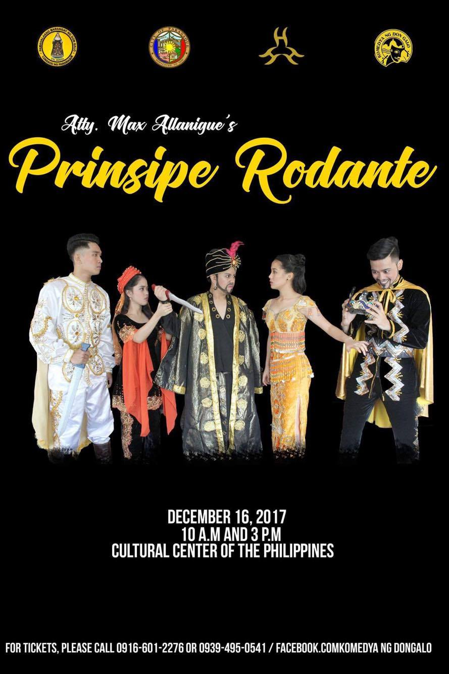 Prinsipe Rodante