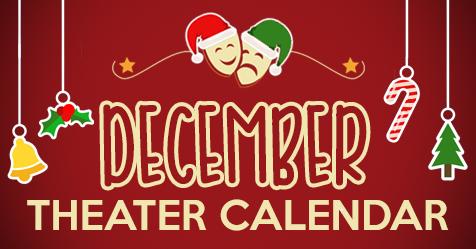 December Theater Calendar