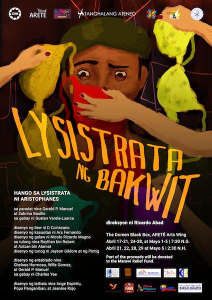 Lysistrata ng Bakwit