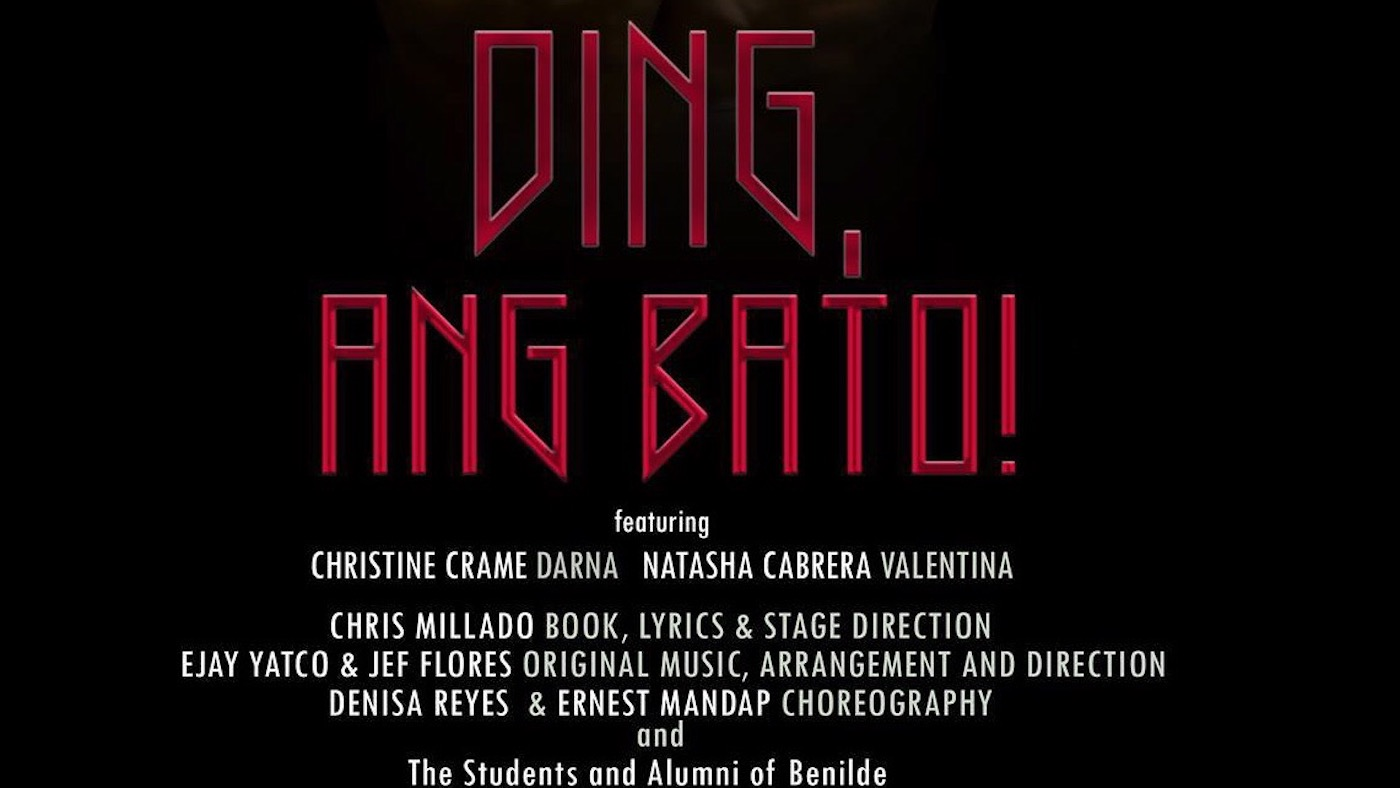 Just In: Exclusive Discount Offer for 'Ding, Ang Bato
