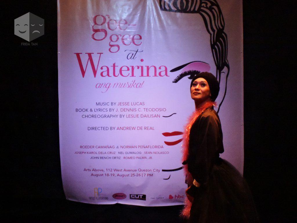 Gee-Gee at Waterina Ang Musikal