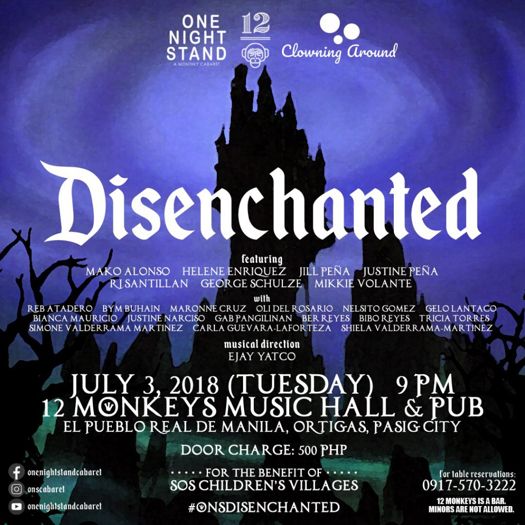 ONS Disenchanted
