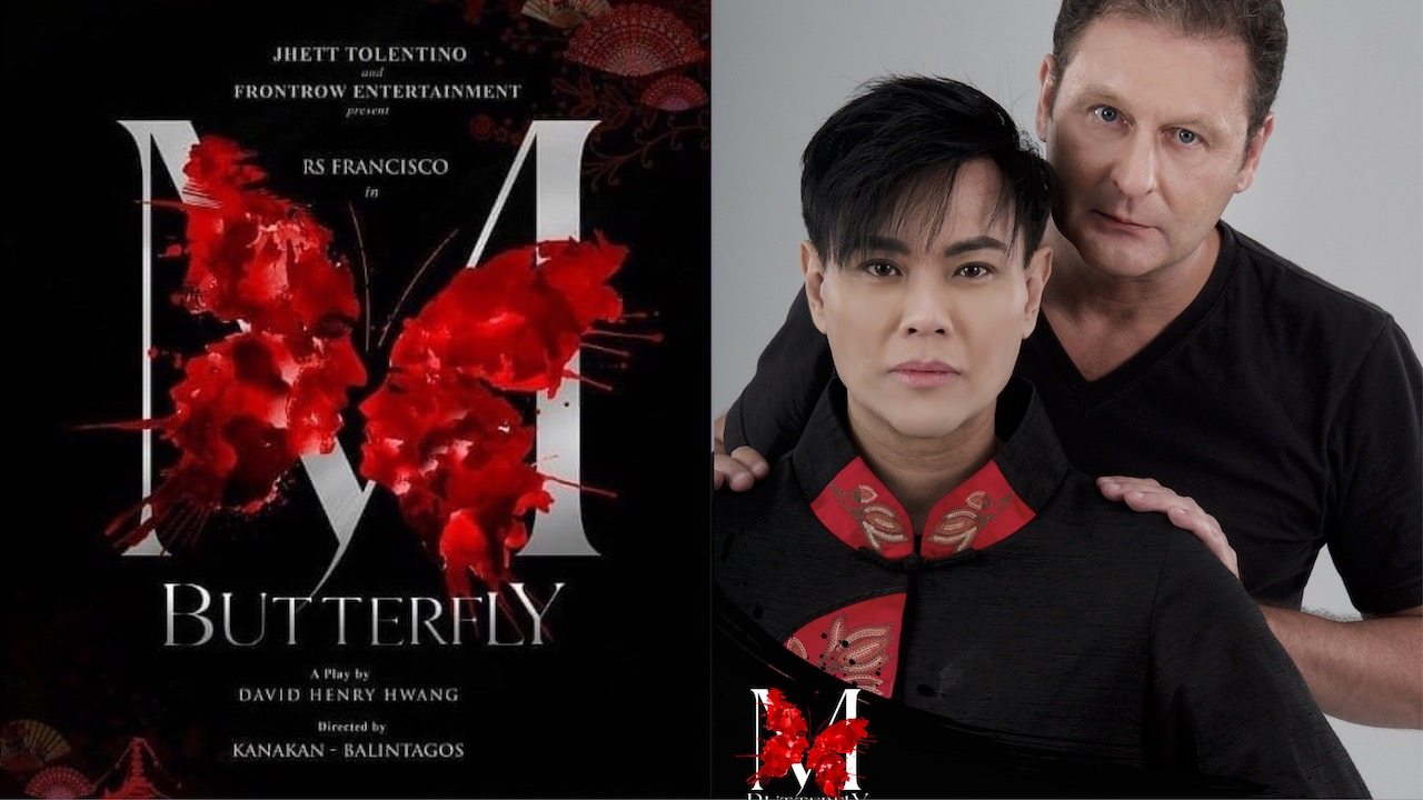 M Butterfly