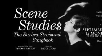 Scene Studies Barbra Streisand