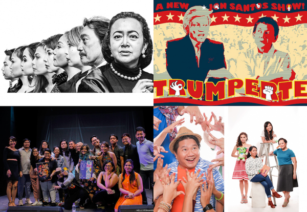Kundiman Party, Trumperte, SPIT, Words Anonymous