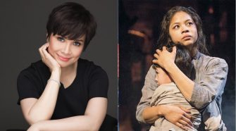 Lea Salonga, Eva Noblezada, Yellow Rose
