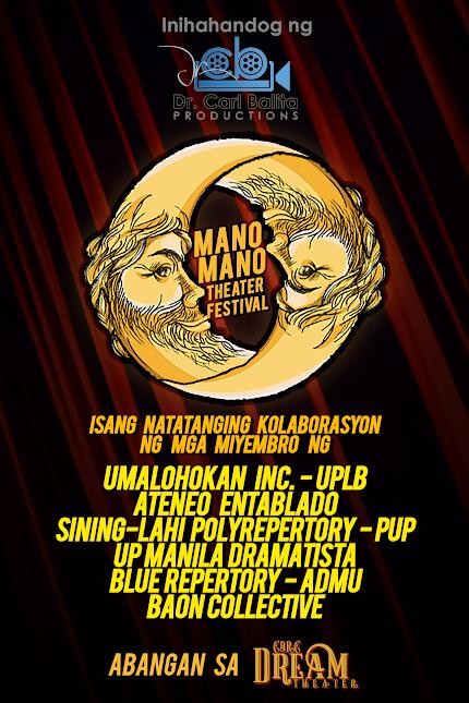 Mano-Mano Theater Festival