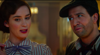 Mary Poppins Returns, Lin-Manuel Miranda, Emily Blunt