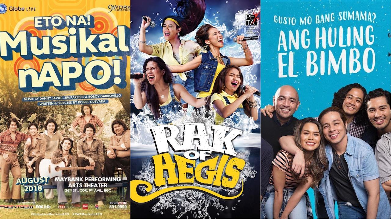 Eto na! Musikal nAPO!, Rak of Aegis, Ang Huling El Bimbo