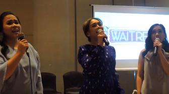 Waitress, Joanna Bituin, Escalante, Maronne Cruz