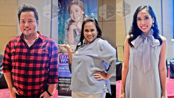 Waitress, Nino Alejandro, Bituin Escalante, Maronne Cruz
