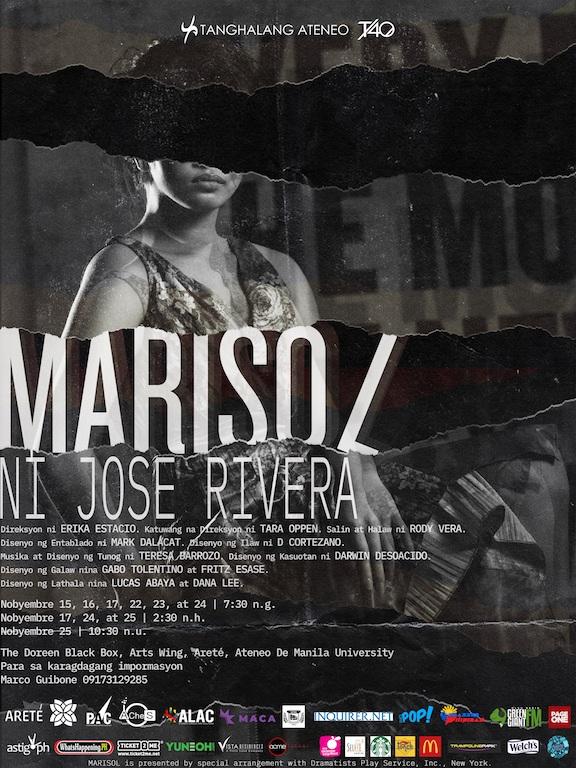 Marisol, Tanghalang Ateneo