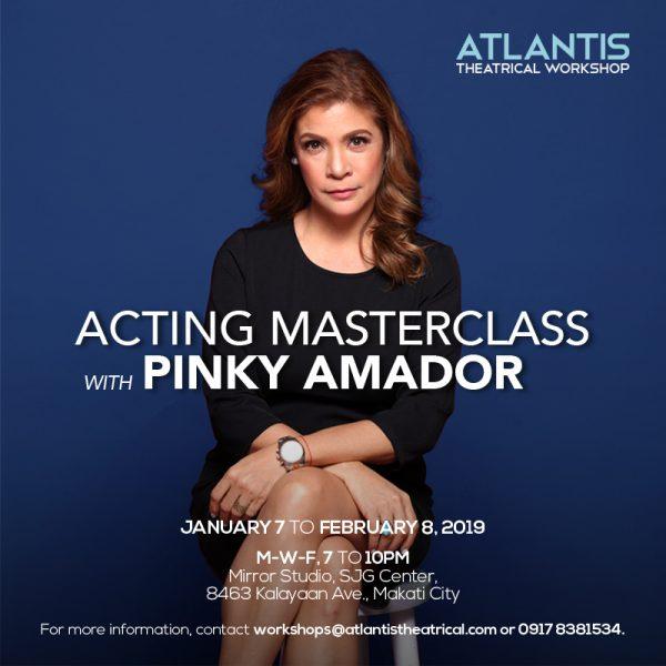 Pinky Amador