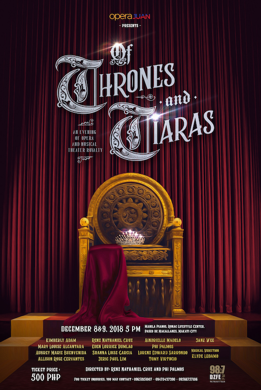 Of Thrones and Tiaras