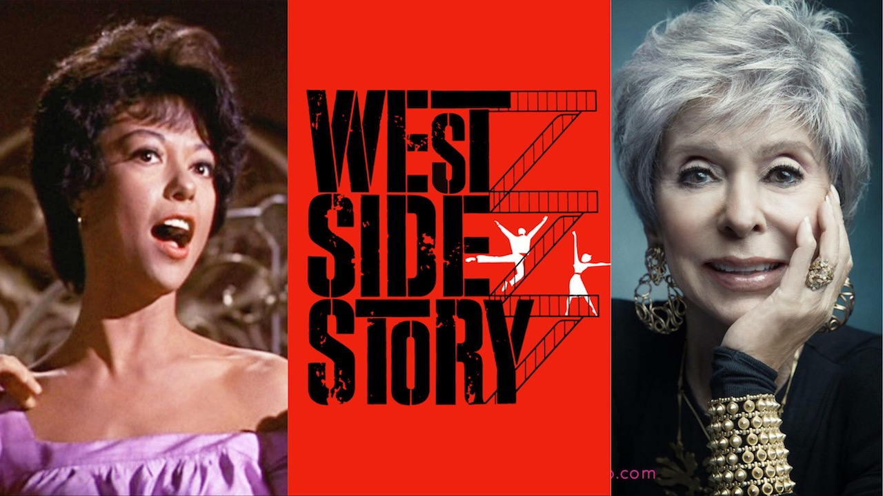 Rita Moreno, West Side Story