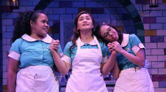 Waitress, Joanna Ampil, Bituin Escalante, Maronne Cruz