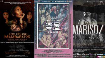 The Dressing Room, Marisol, Ang Huling Mambabatok