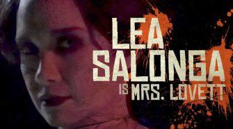 Lea Salonga, Sweeney Todd