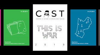 This is War, CAST