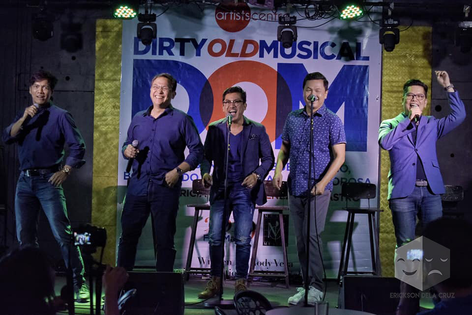 Dirty Old Musical