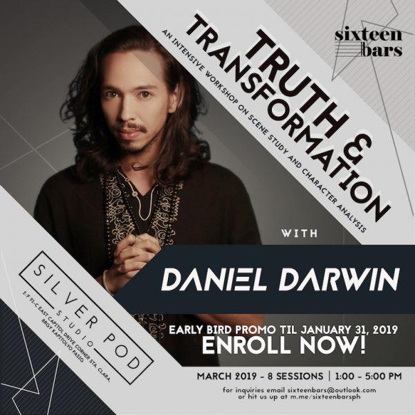 Daniel Darwin