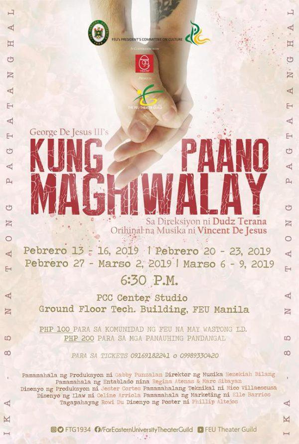 Kung Paano Maghiwalay