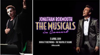 Jonathan Roxmouth concert April