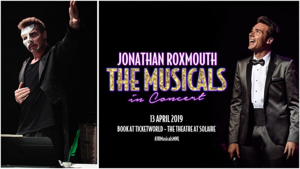 Jonathan Roxmouth concert April