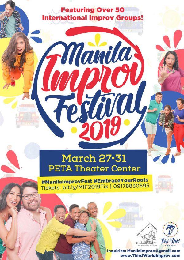 Manila Improv Festival