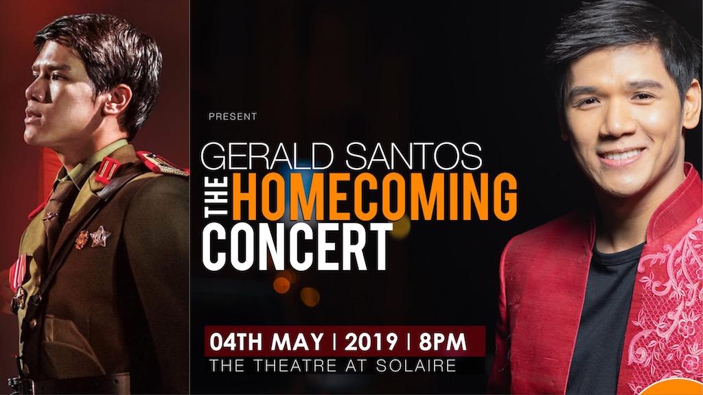 Gerald Santos, Miss Saigon