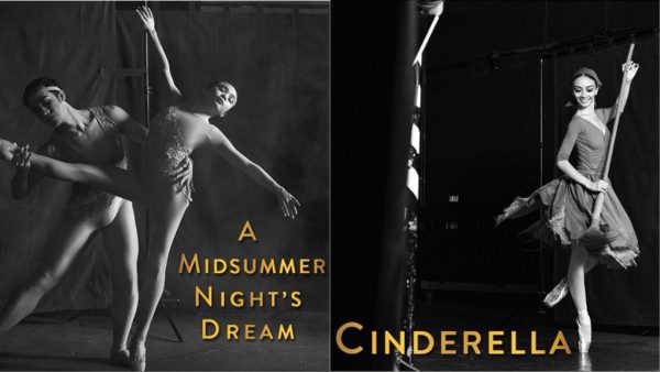 A Midsummer Night's Dream, Cinderella