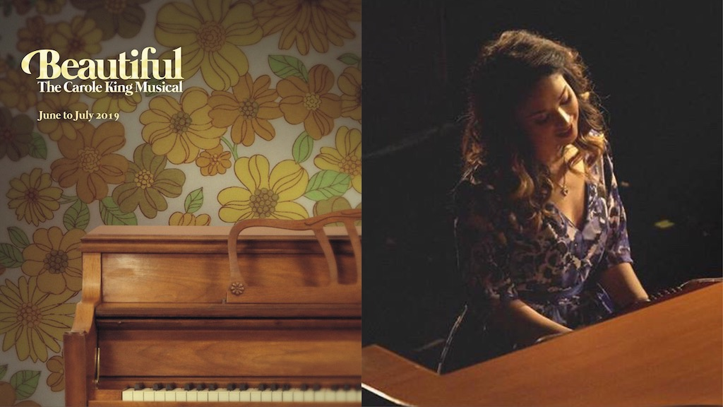 Beautiful, Kayla Rivera, Carole King