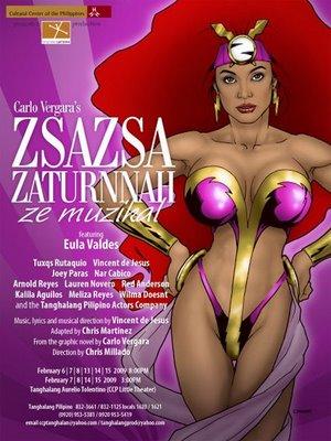Zsa Zsa Zaturnnah