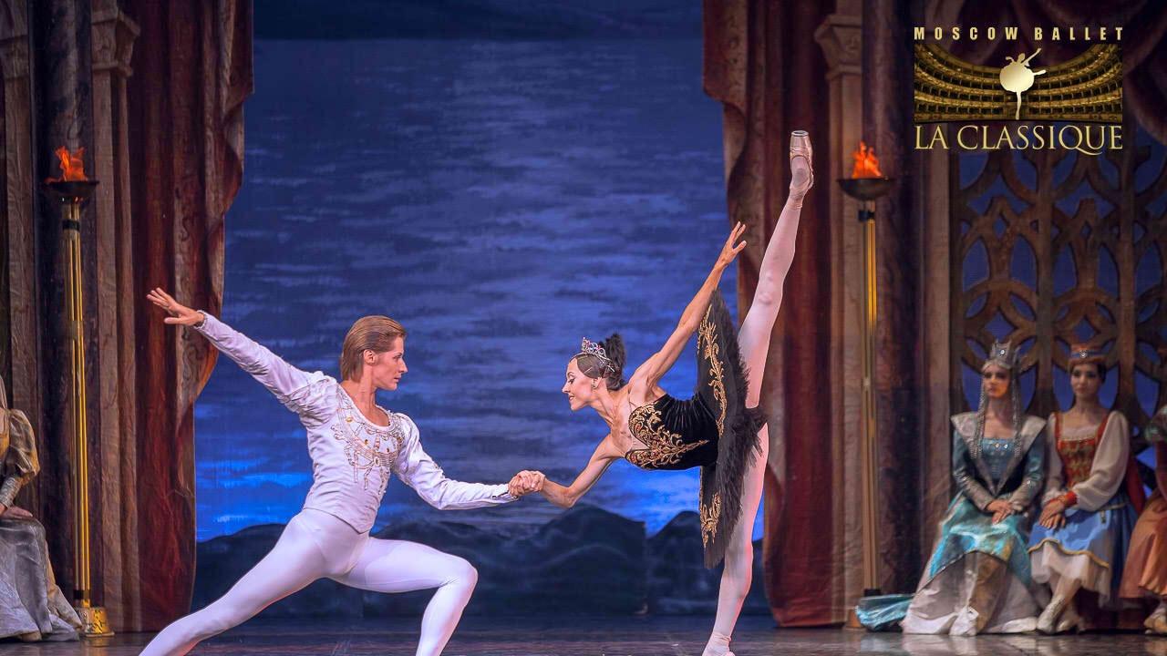 Bolshoi Ballet Stars Topbill