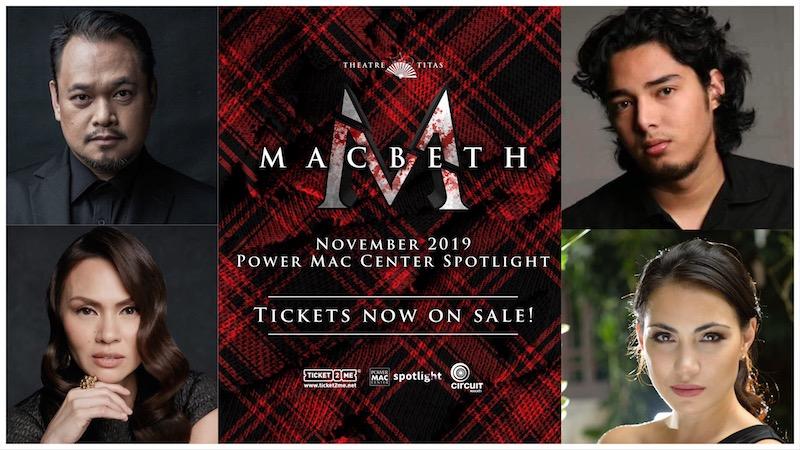 Macbeth, Theatre Titas