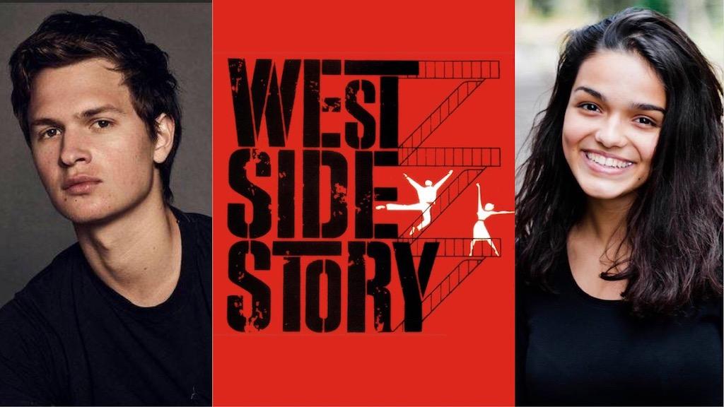 West Side Story, Ansel Elgort
