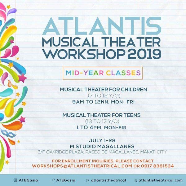 Atlantis Workshop