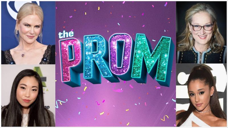 The Prom, Netflix
