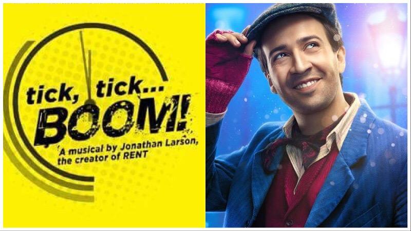 Tick Tick Boom, Lin-Manuel Miranda