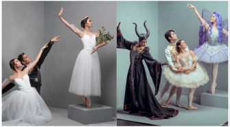Giselle, Sleeping Beauty, Ballet Manila