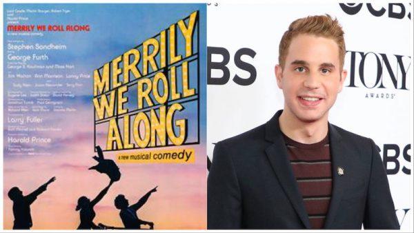 Merrily We Roll Along, Ben Platt